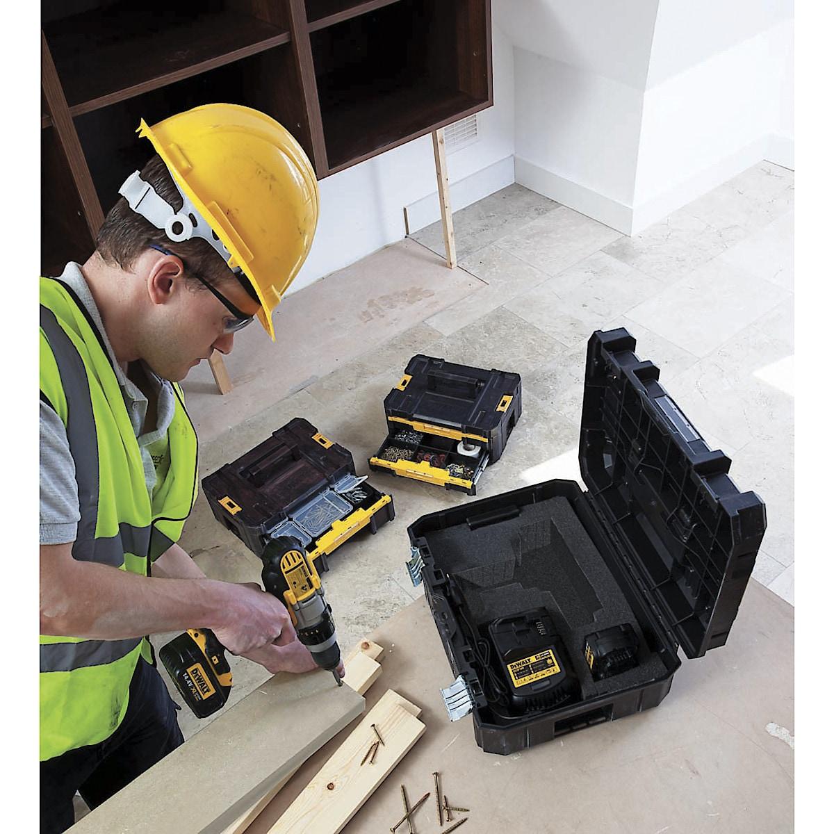 DeWalt TSTAK II verktøykasse