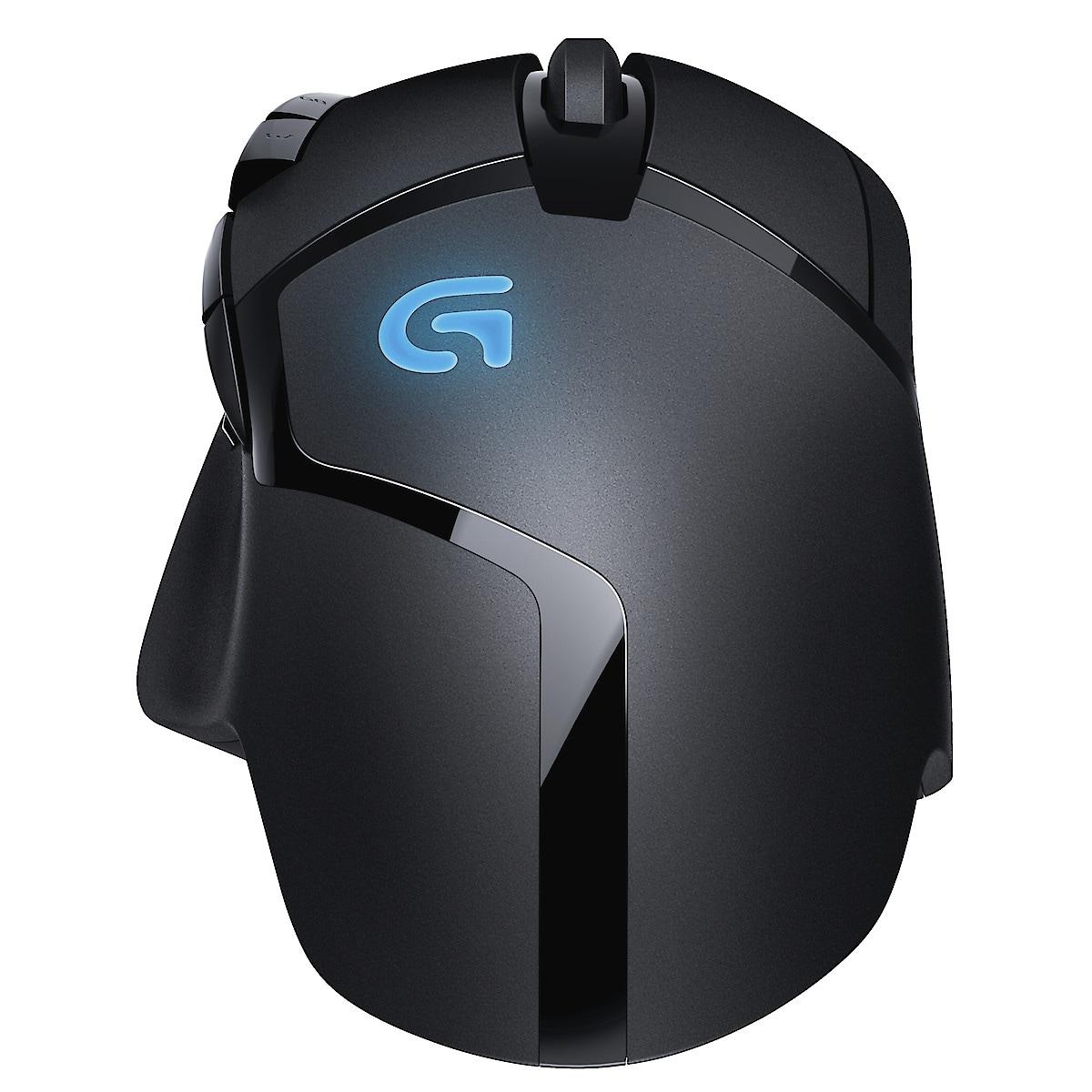 Gaming-Maus Logitech G402 Hyperion Fury