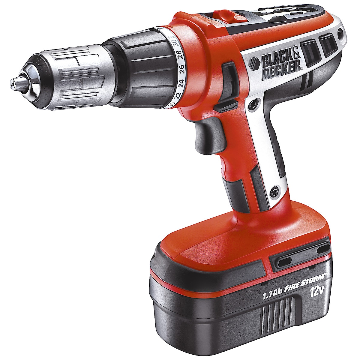 Black & Decker HP128F3B Hammer Drill/Driver