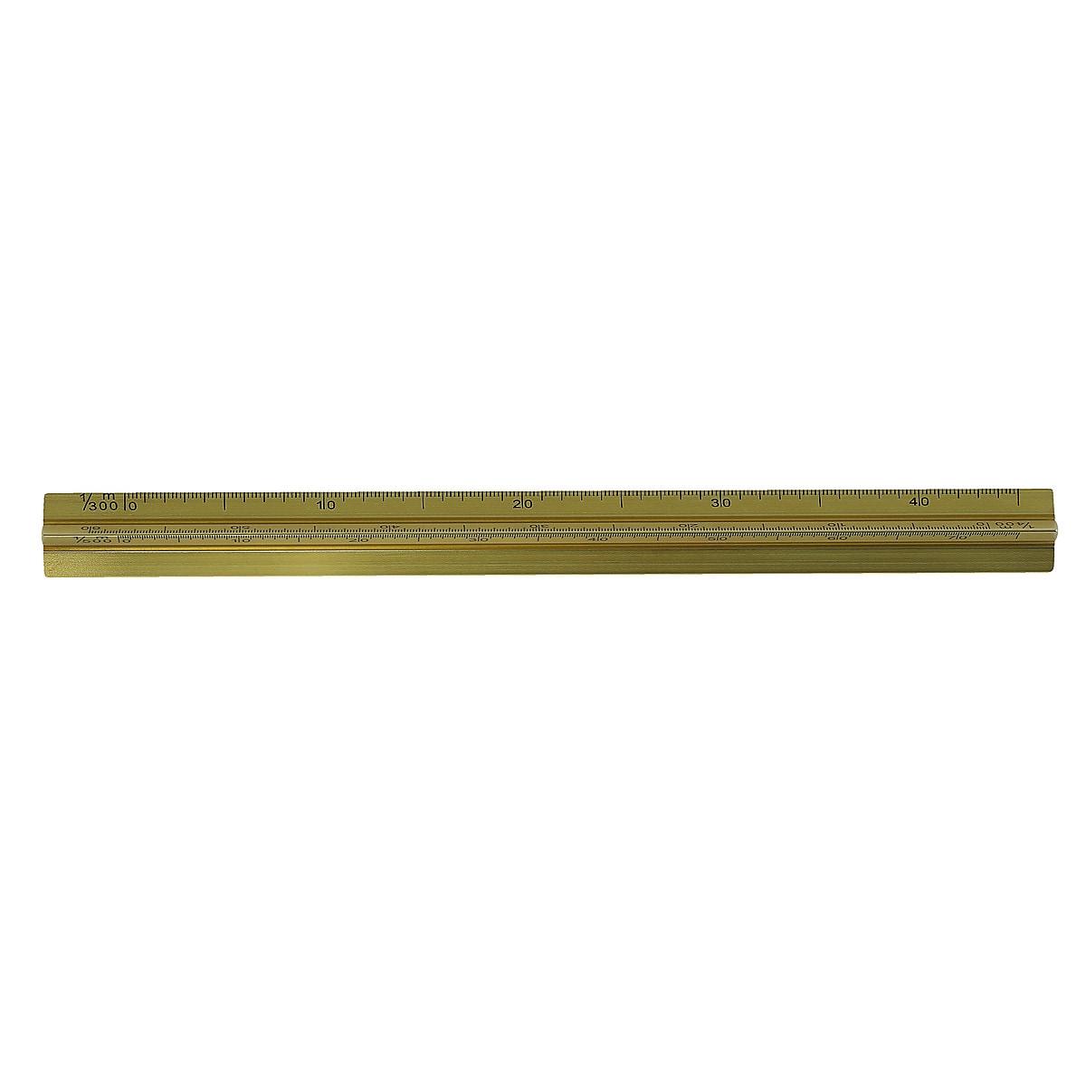 Skalalinjal, 15 cm