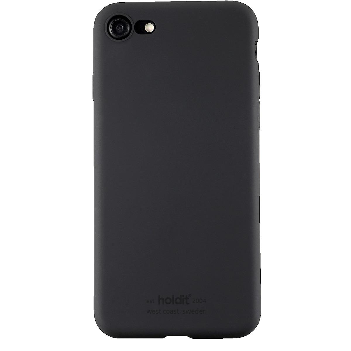 Kuori silikonia iPhone 8 ja iPhone SE 2020, Holdit