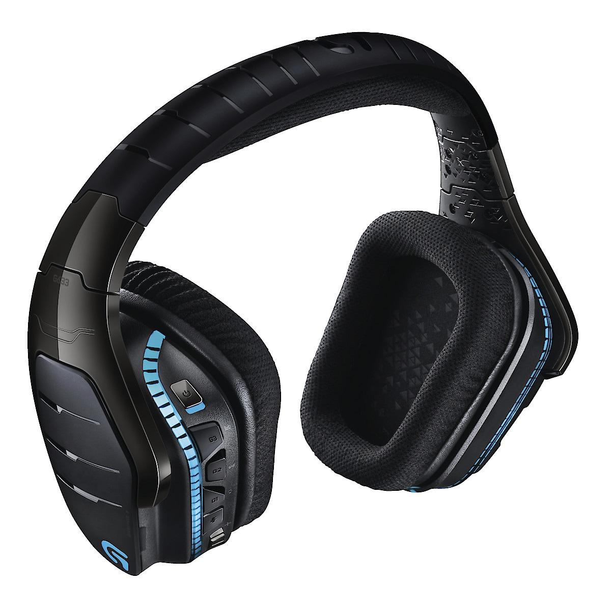 Headset gaming USB Logitech G633 Artemis Spectrum