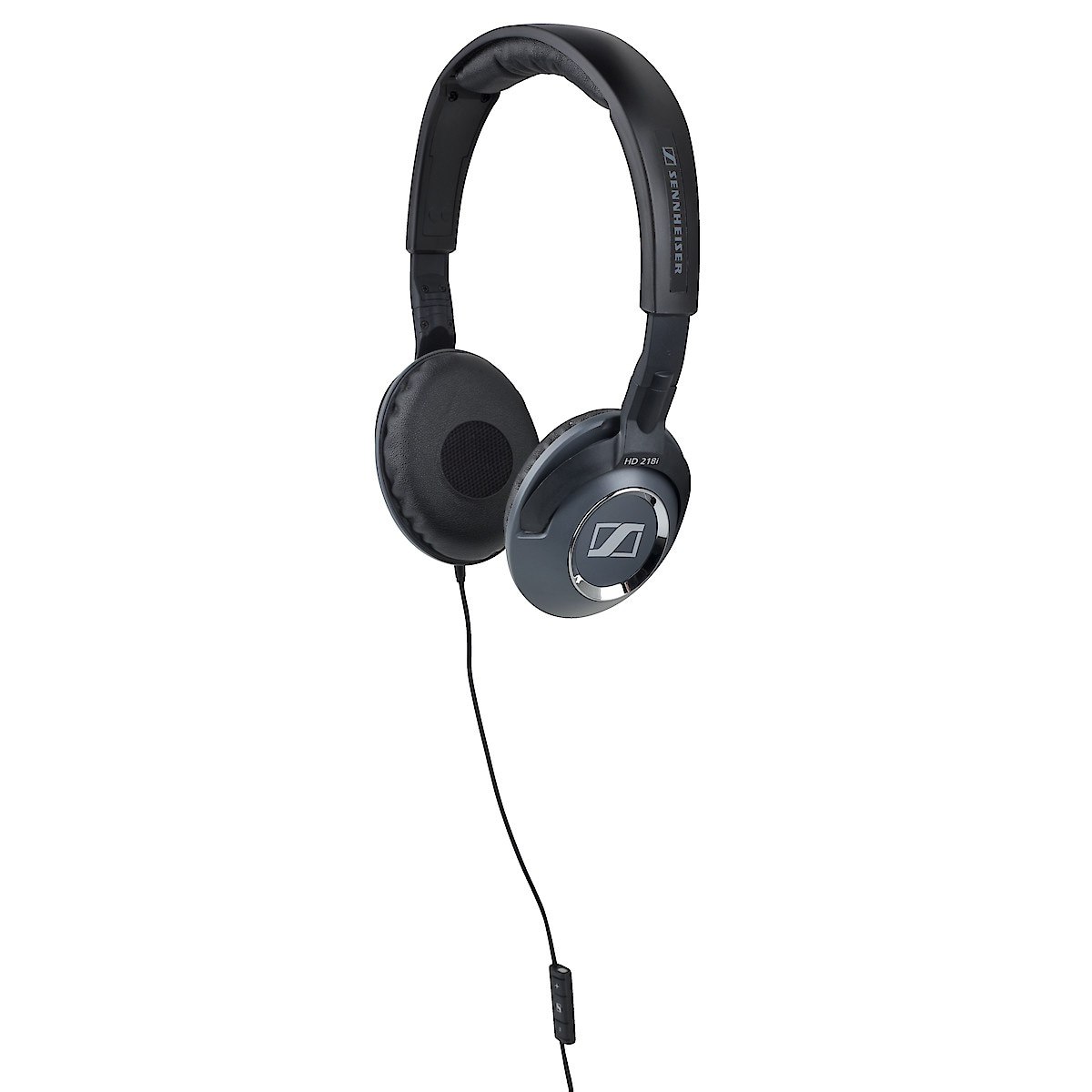 Stereokuulokemikrofoni iPhonelle Sennheiser HD218i
