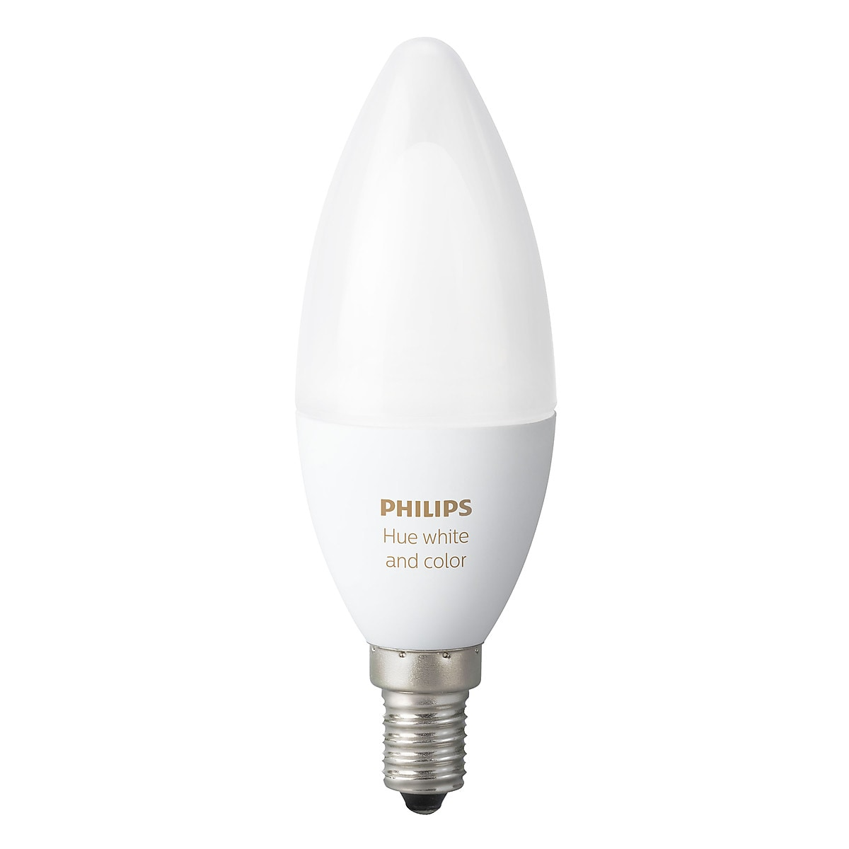 Philips Hue White and Color Ambiance E14