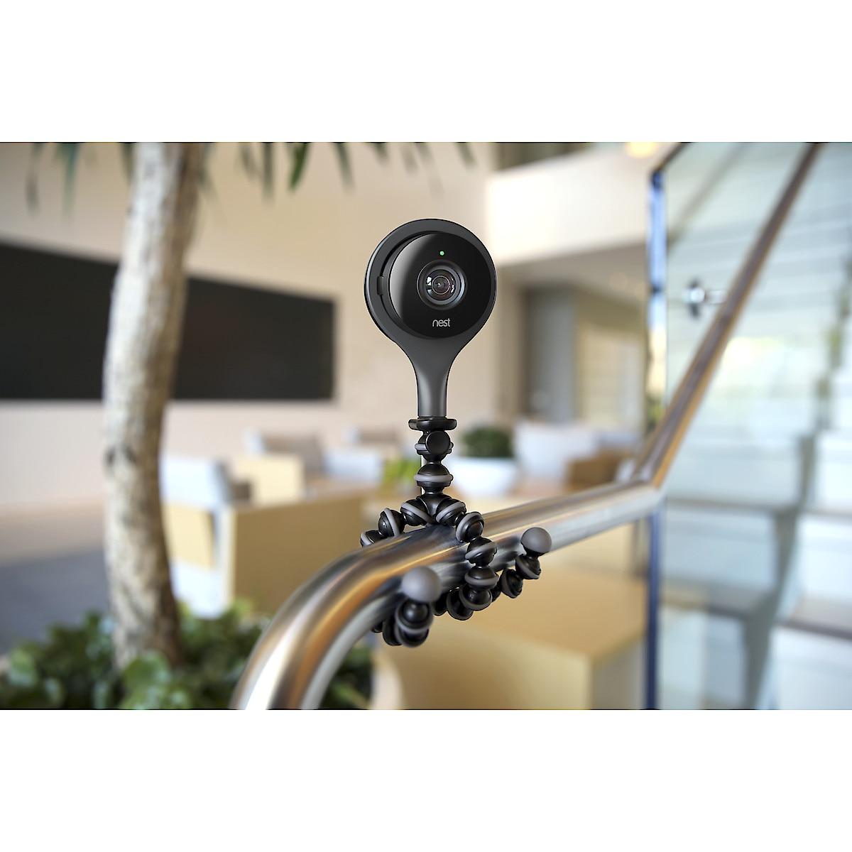 Google Nest Cam Indoor overvåkningskamera