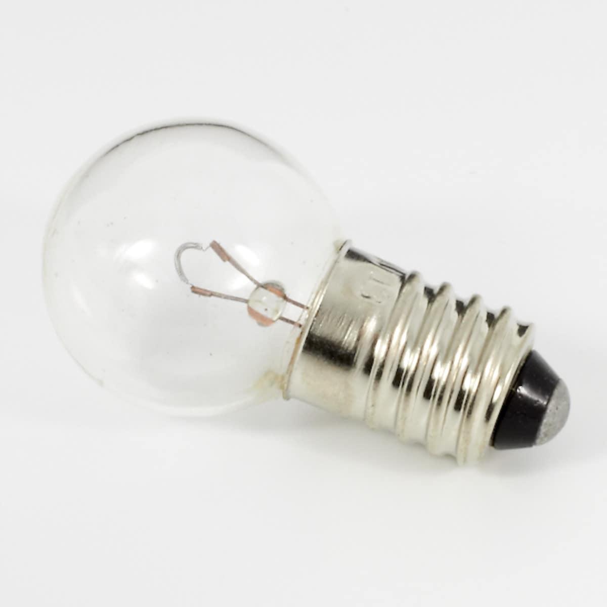 Glödlampa E10