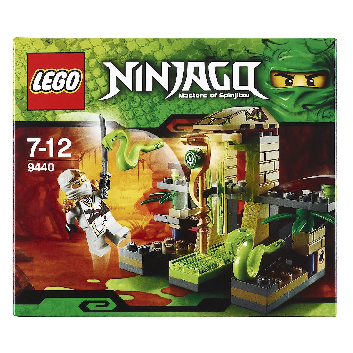 Venomarin alttari 9440, Lego Ninjago