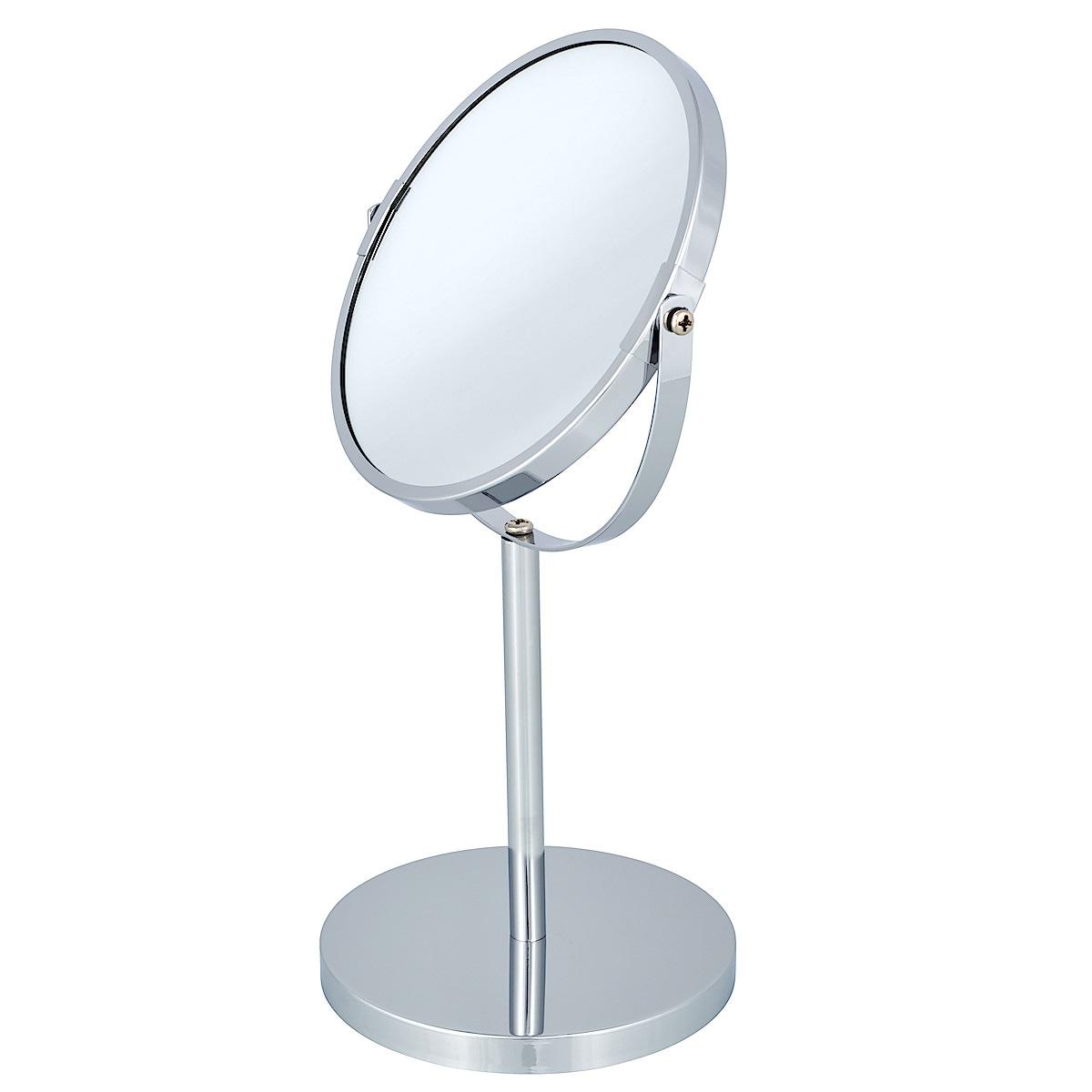 Spegel på fot