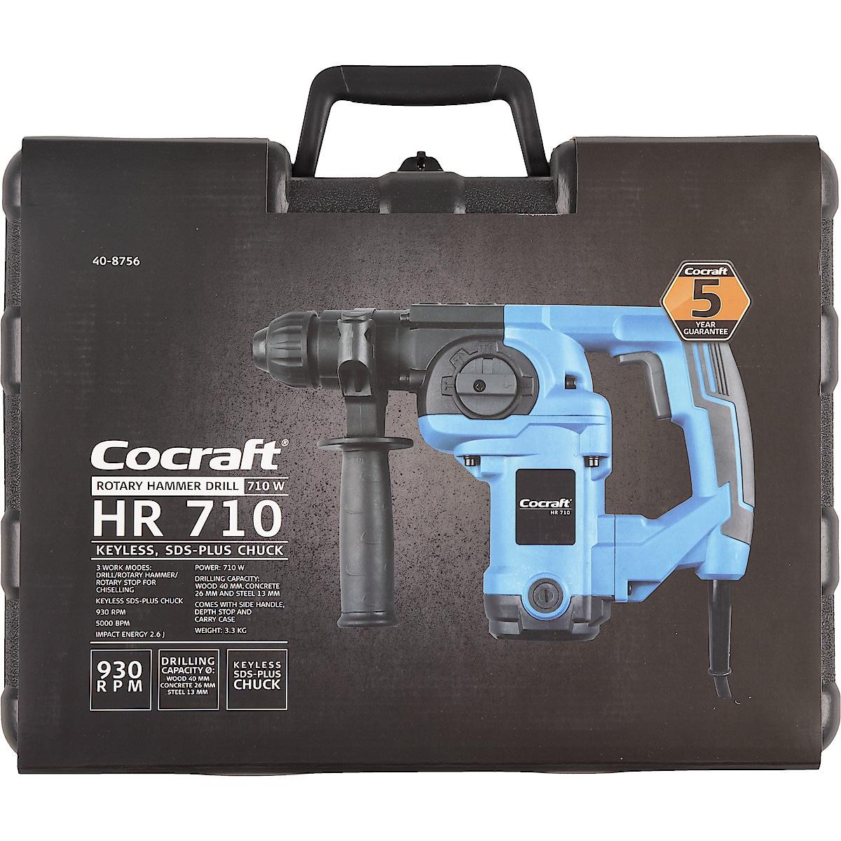 Borrhammare Cocraft HR710
