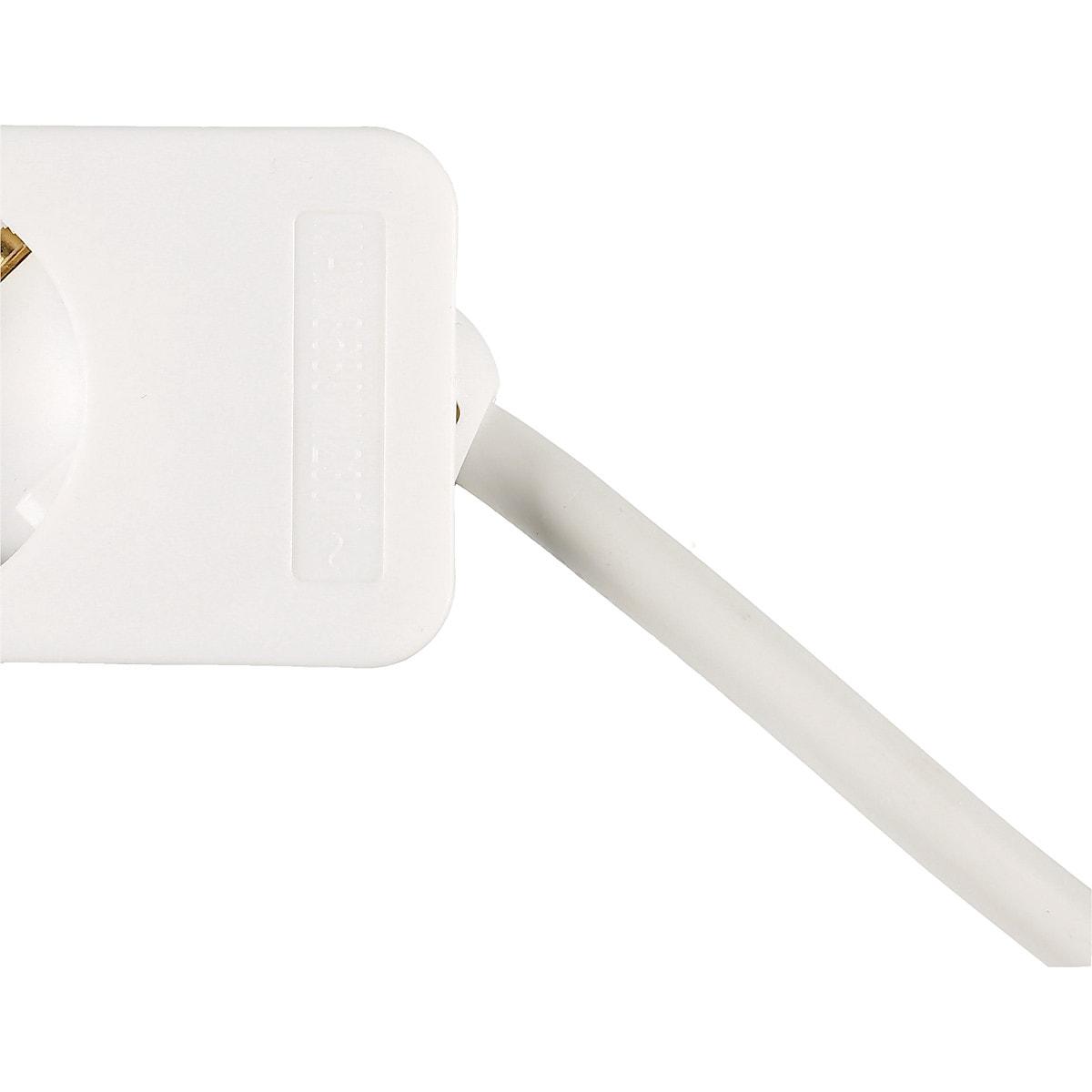 Grenuttak 5-veis, strømbryter, 1,4 m kabel