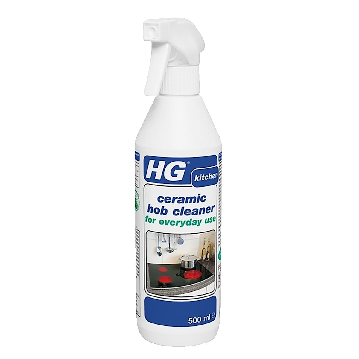HG hob cleaner daily