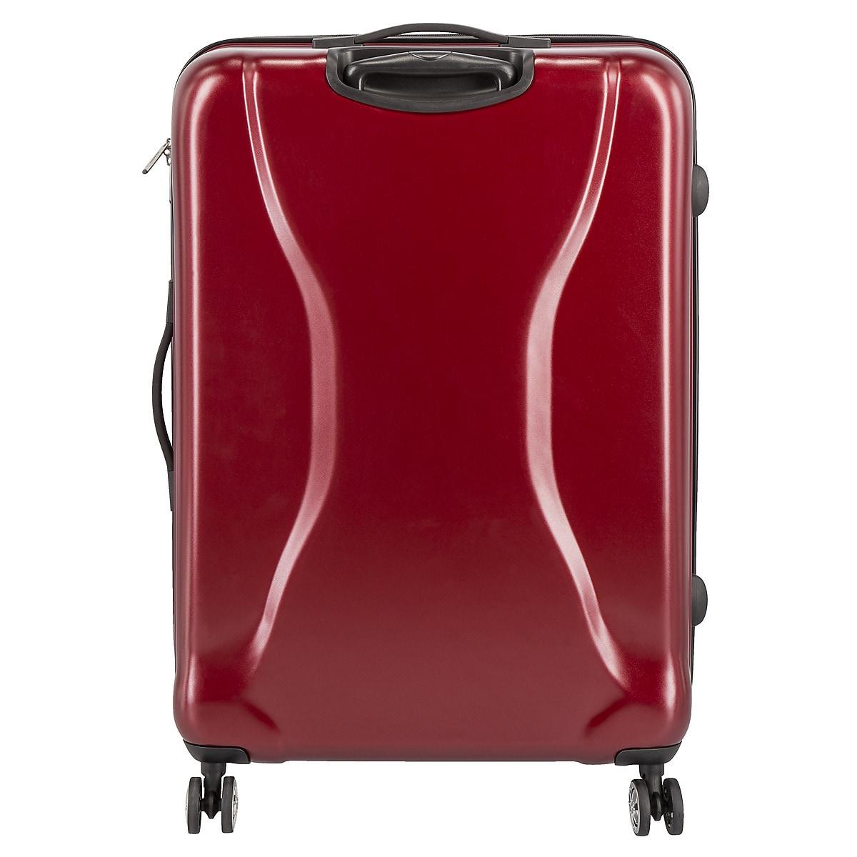 Asaklitt kofferter, 2-pack , rød