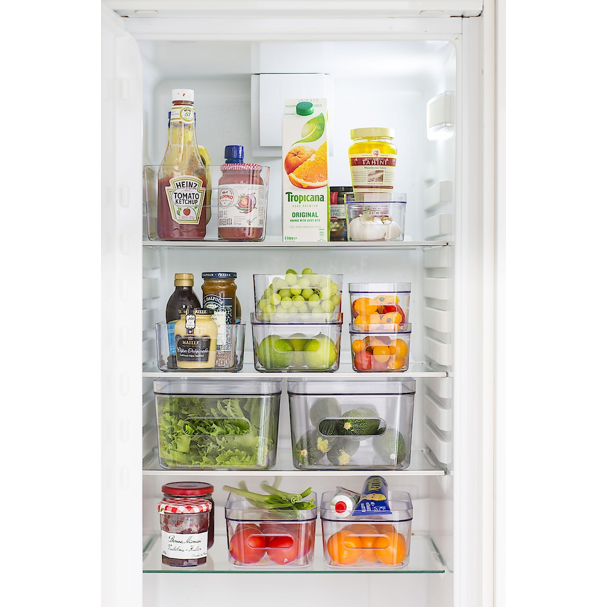 SmartStore Compact Clear systemboks