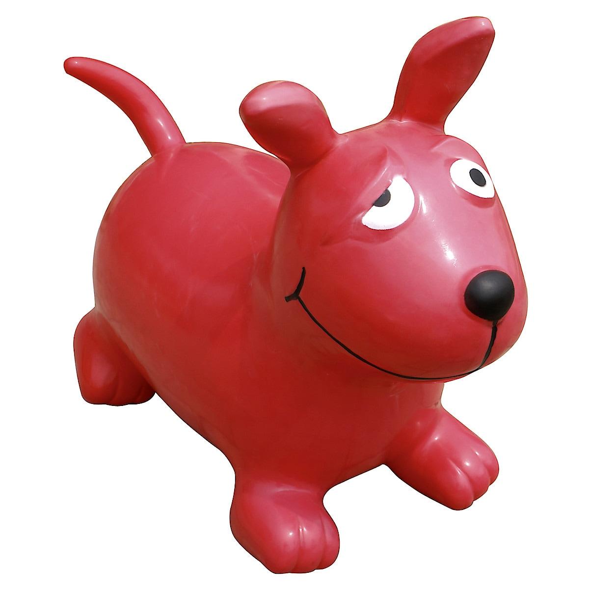 Hoppedyr, hund