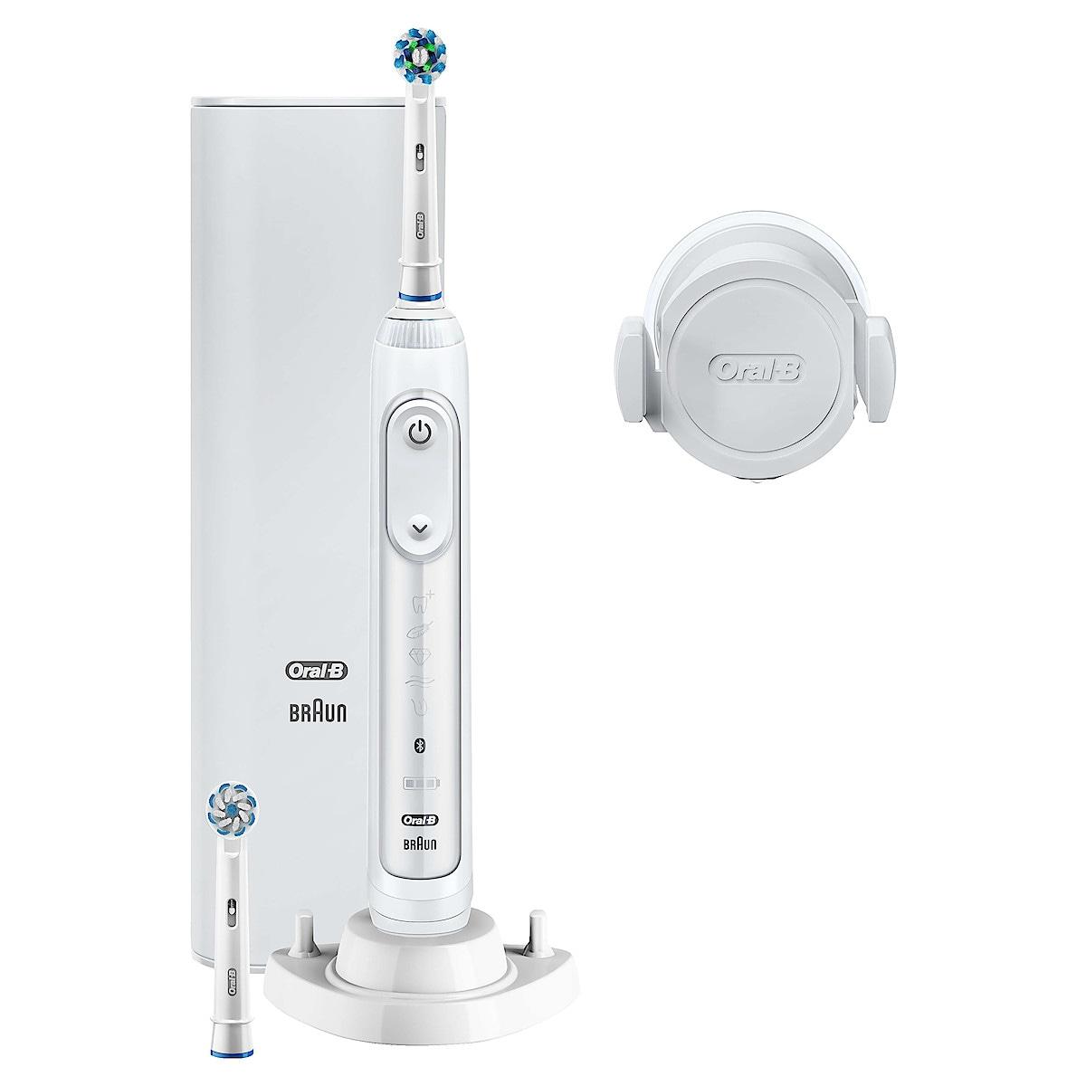 Eltandborste Oral-B Genius 10200S White