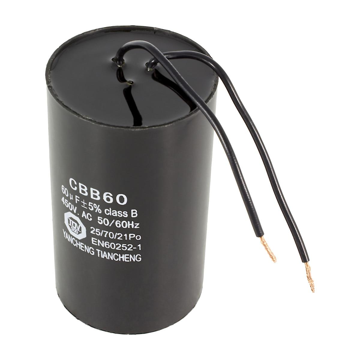 Kondensator 60 µF CBB60 Cotech