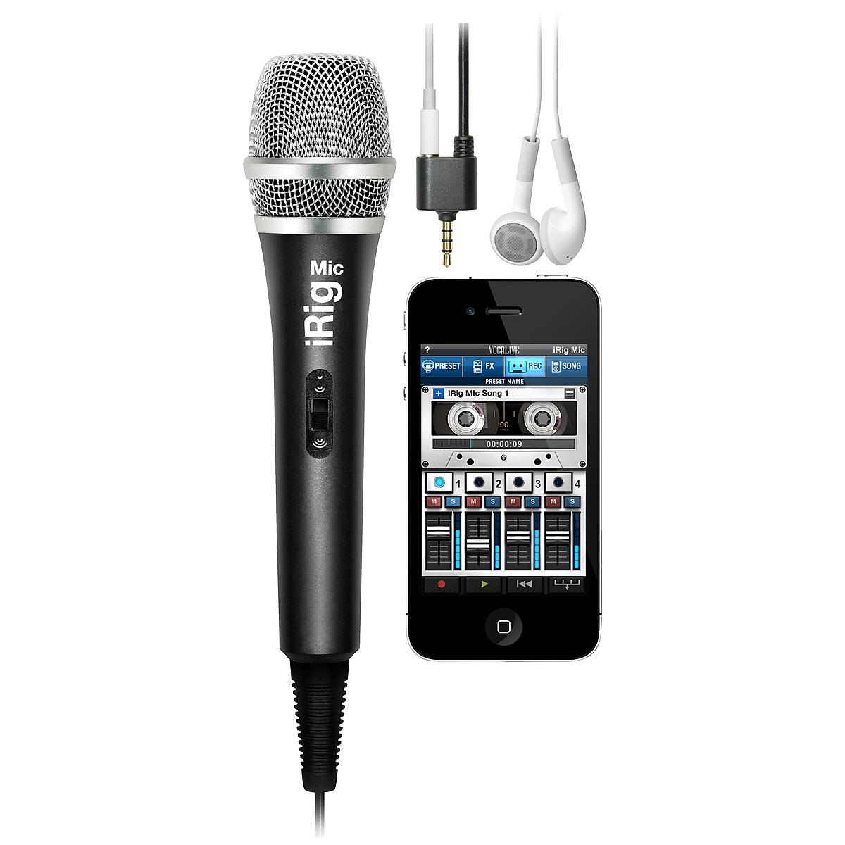 Mikrofon IK Multimedia iRig Mic