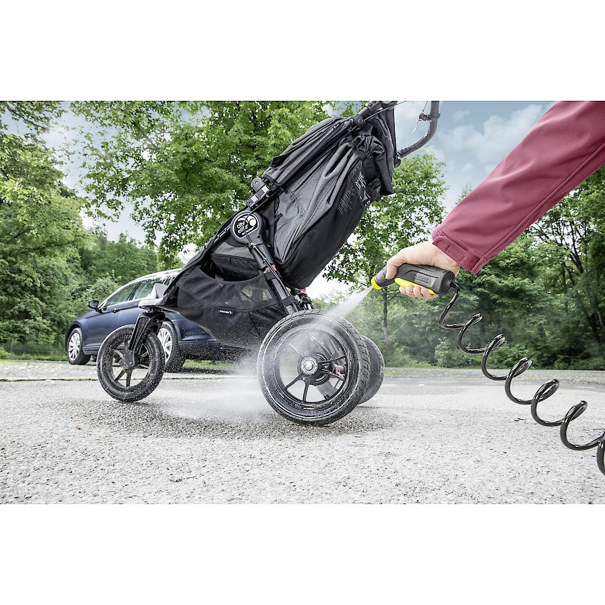 Kärcher OC3 Bike, mobil spyler