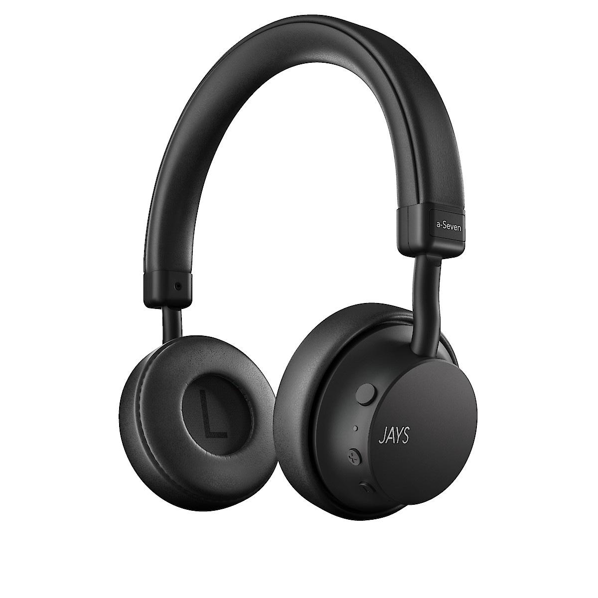 Trådlösa hörlurar Jays A-Seven Wireless