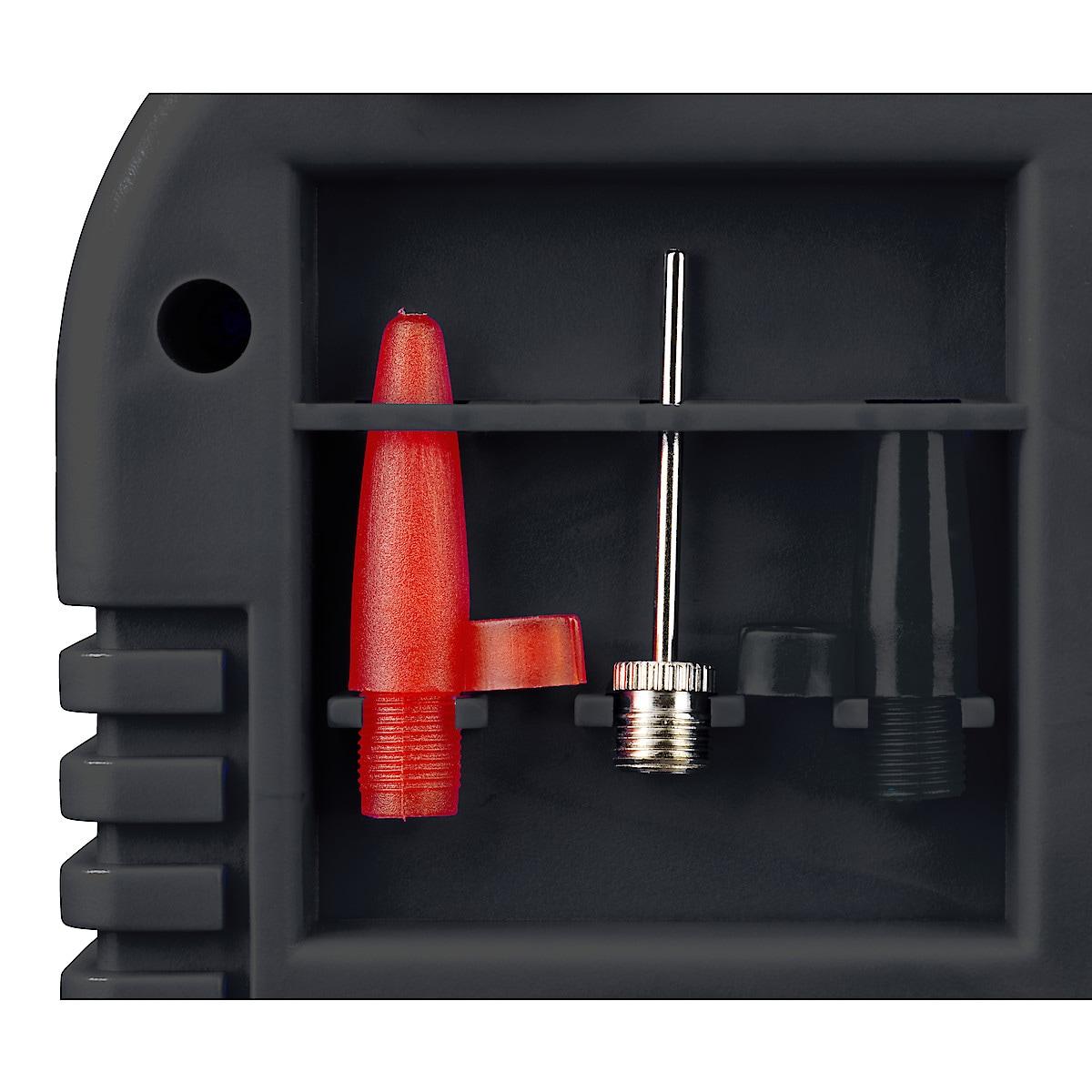12 V-kompressor 12 l /min