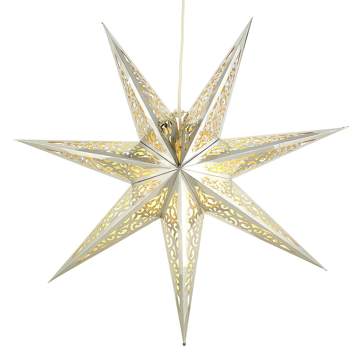 Northlight adventsstjerne 70 cm