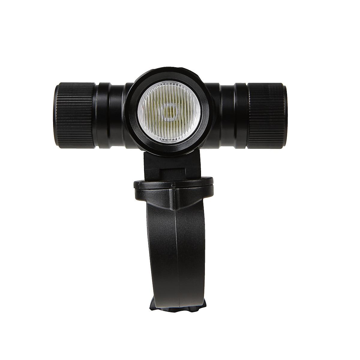 Asaklitt LED sykkelbelysning, ladbar