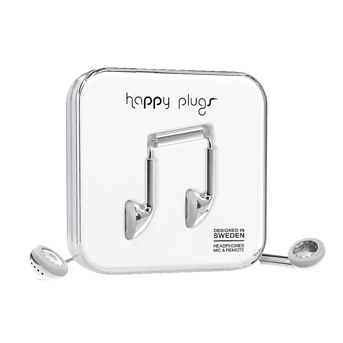 Kuulokkeet Happy Plugs Earbud Deluxe Edt