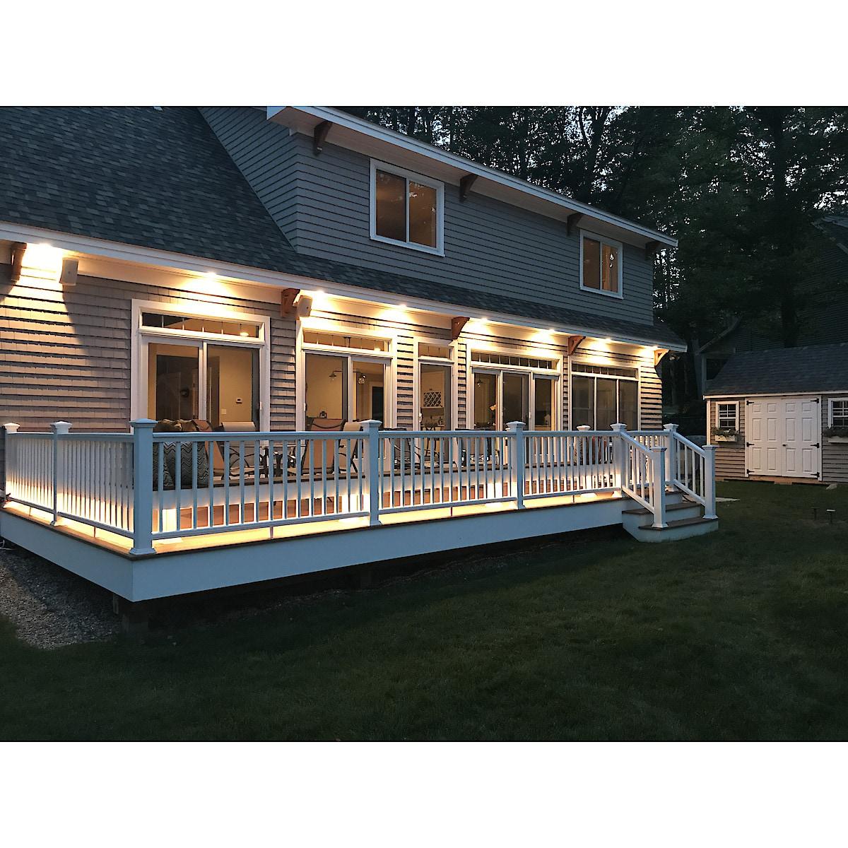 Osram Smart+ Flex Ljuslist RGBW, för utomhusbruk