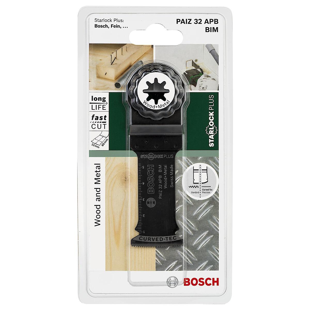 Bosch sagblad