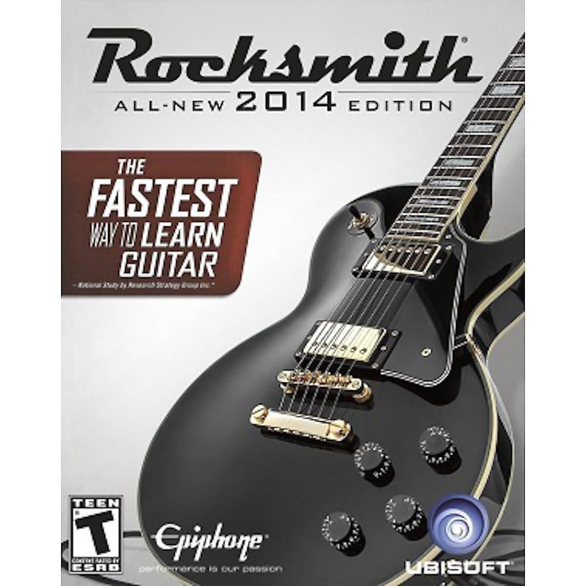Rocksmith 2014 spill for Playstation 3