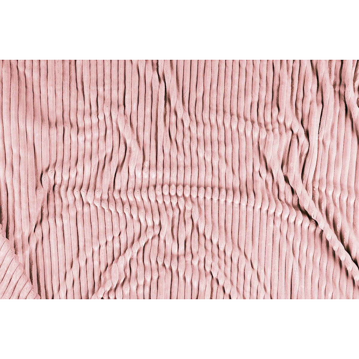 Stripes Fleece Blanket 130x170 cm
