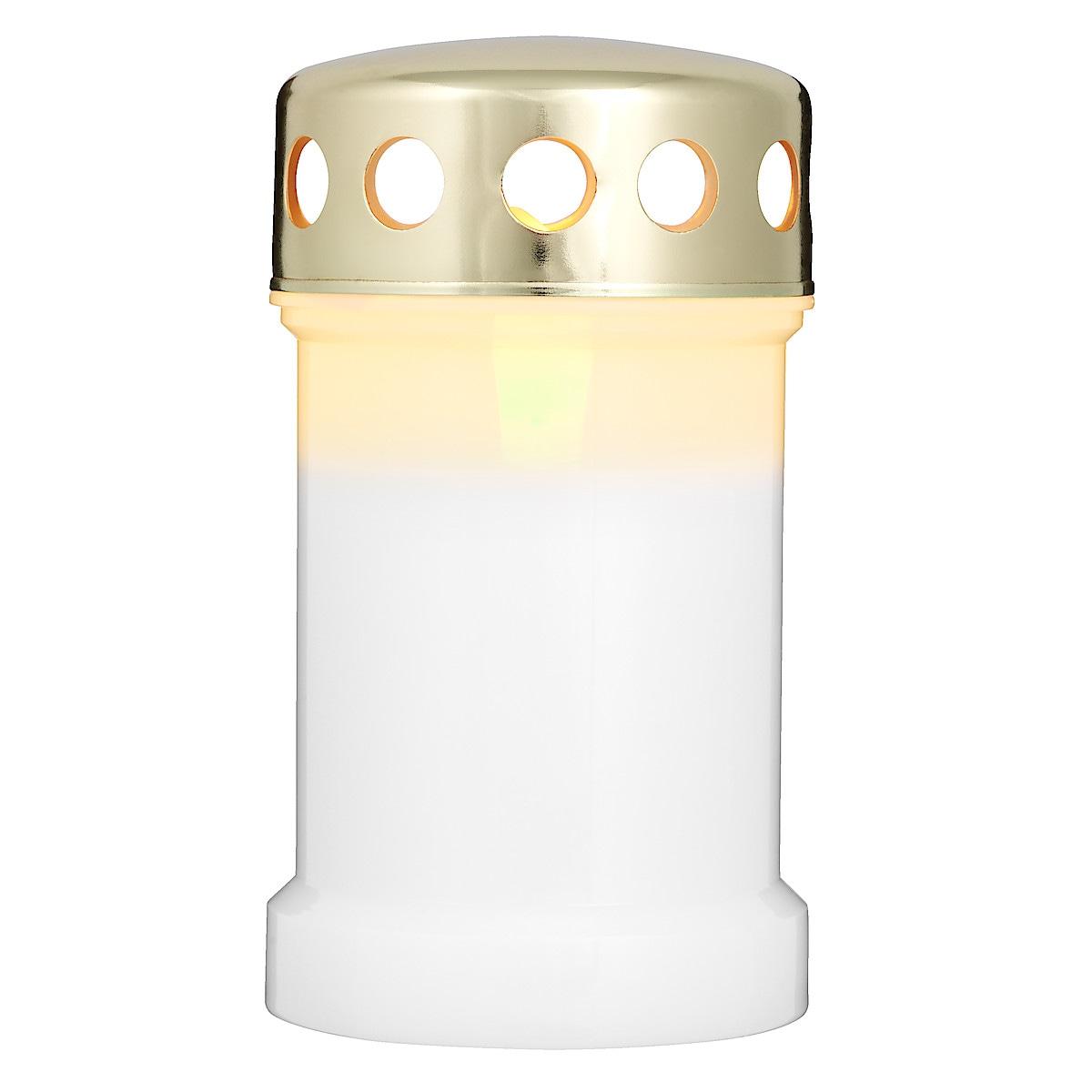 Hautakynttilä LED