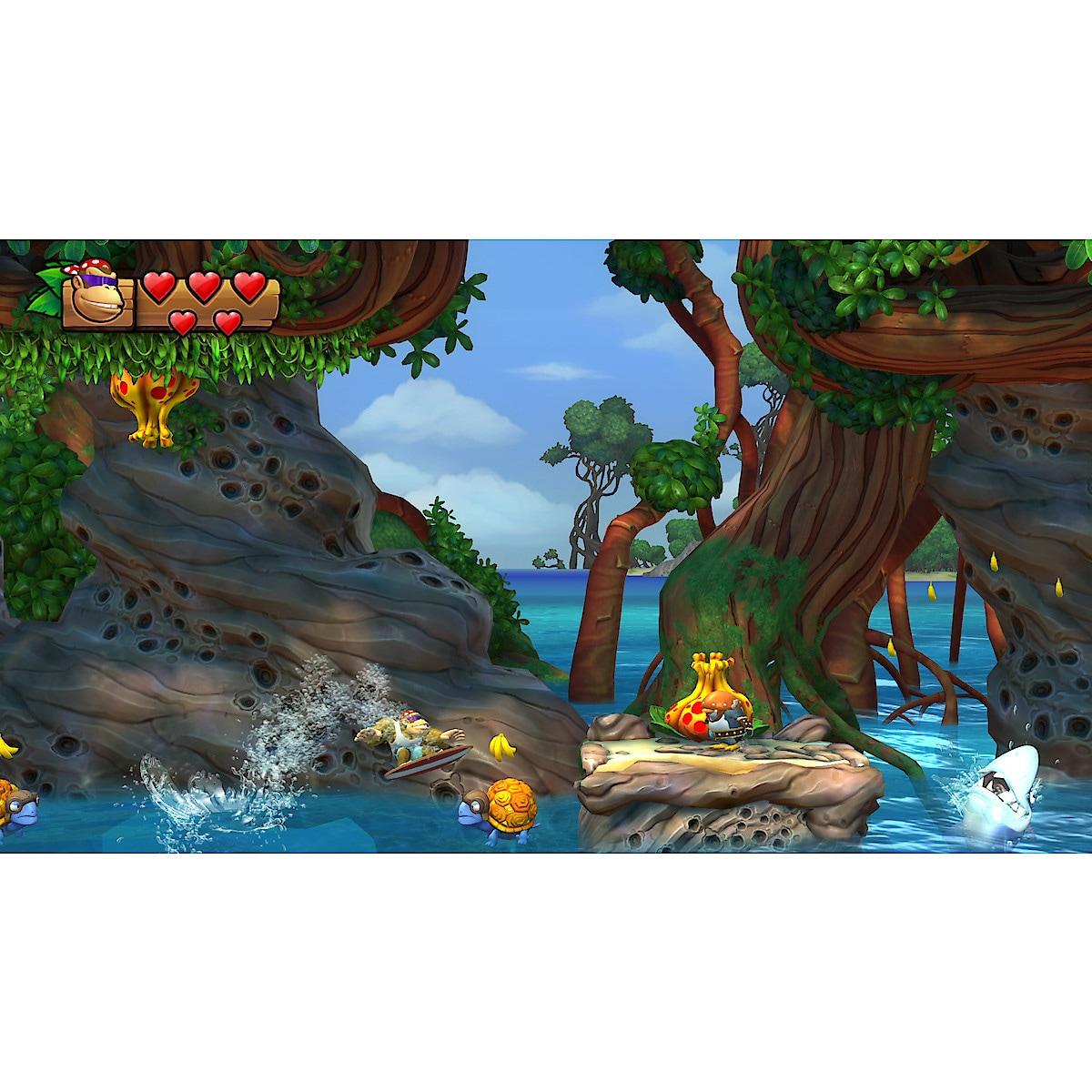Tropical Freeze, Donkey Kong. Spill til Nintendo Switch