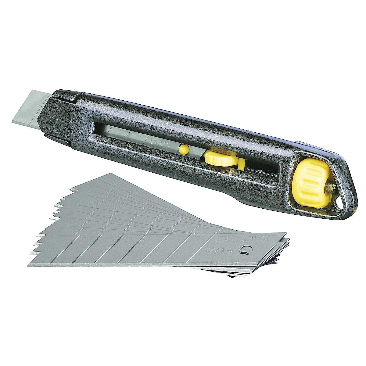 Brytbladskniv Stanley Interlock