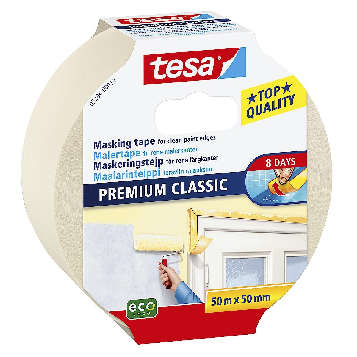 Tesa Premium Classic maskeringsteip
