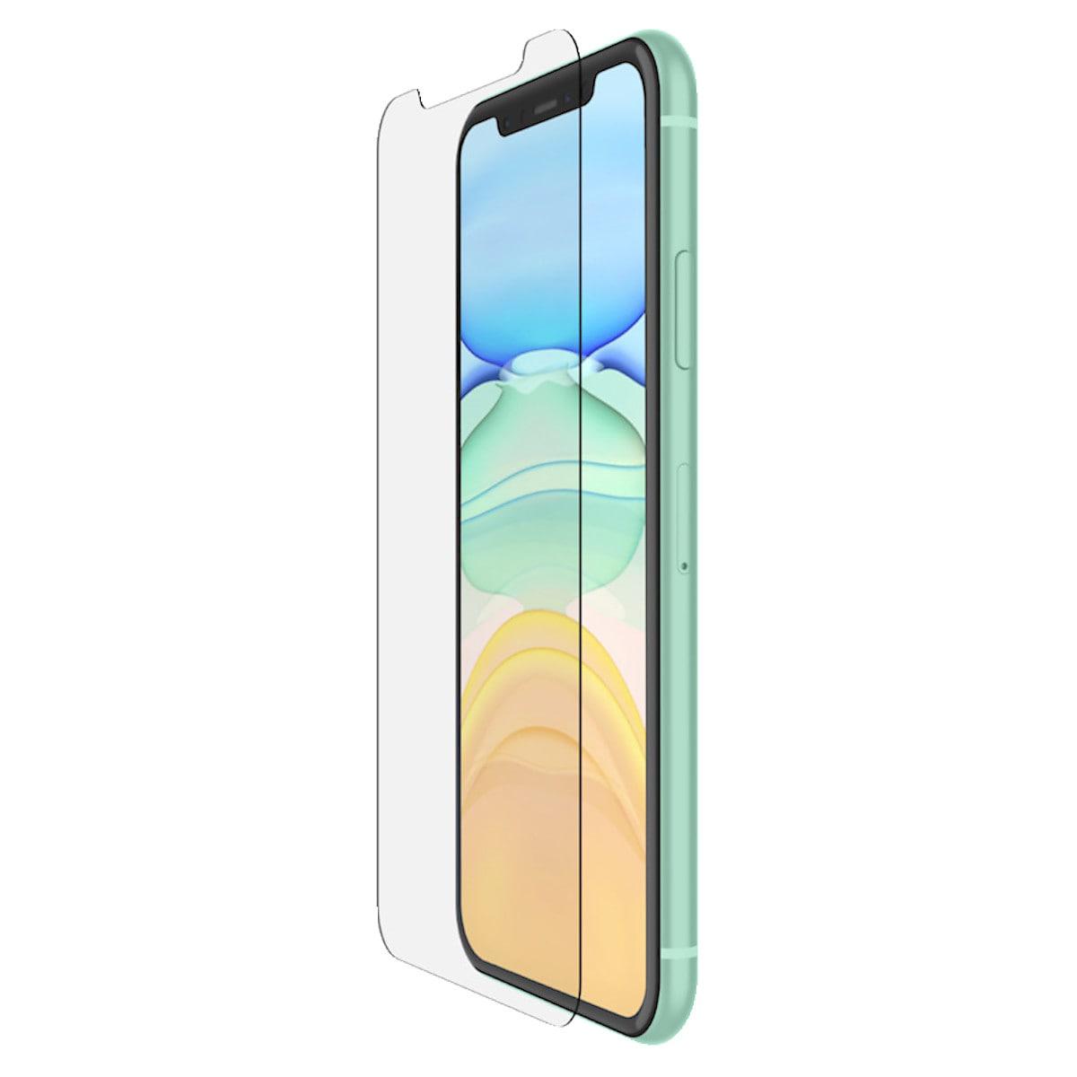 Skärmskydd för iPhone 11 / XR Belkin ScreenForce Tempered Glass