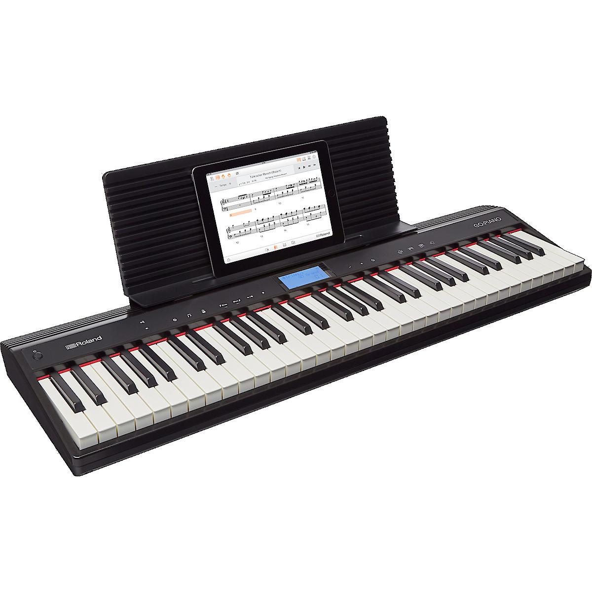Digitalpiano Roland Go: Piano