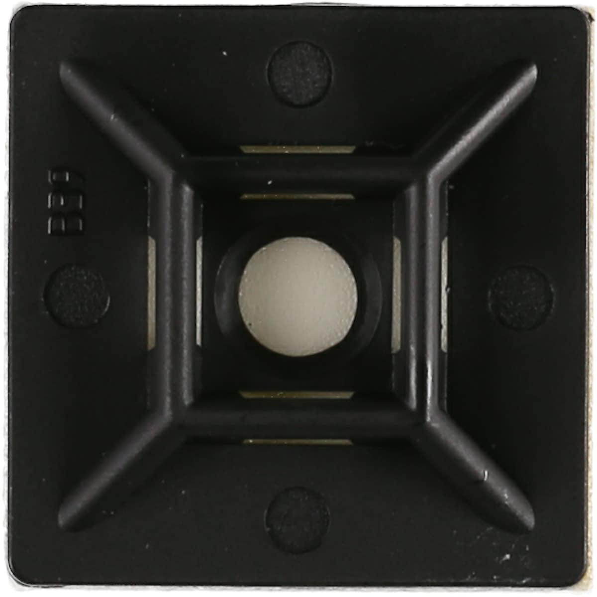 Buntbandsankare 28×28 mm 10-pack