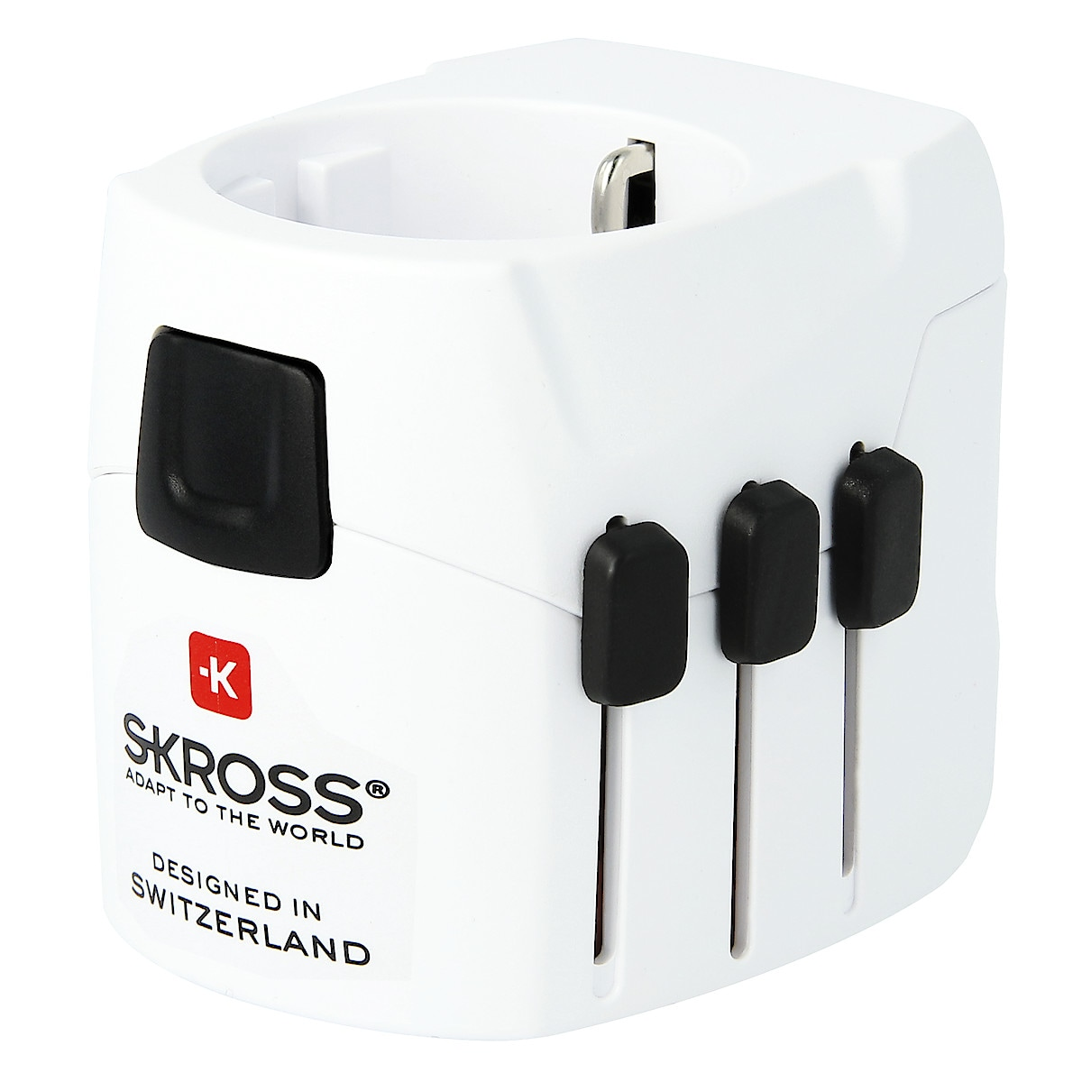 SKROSS Pro Light USB reiseadapter
