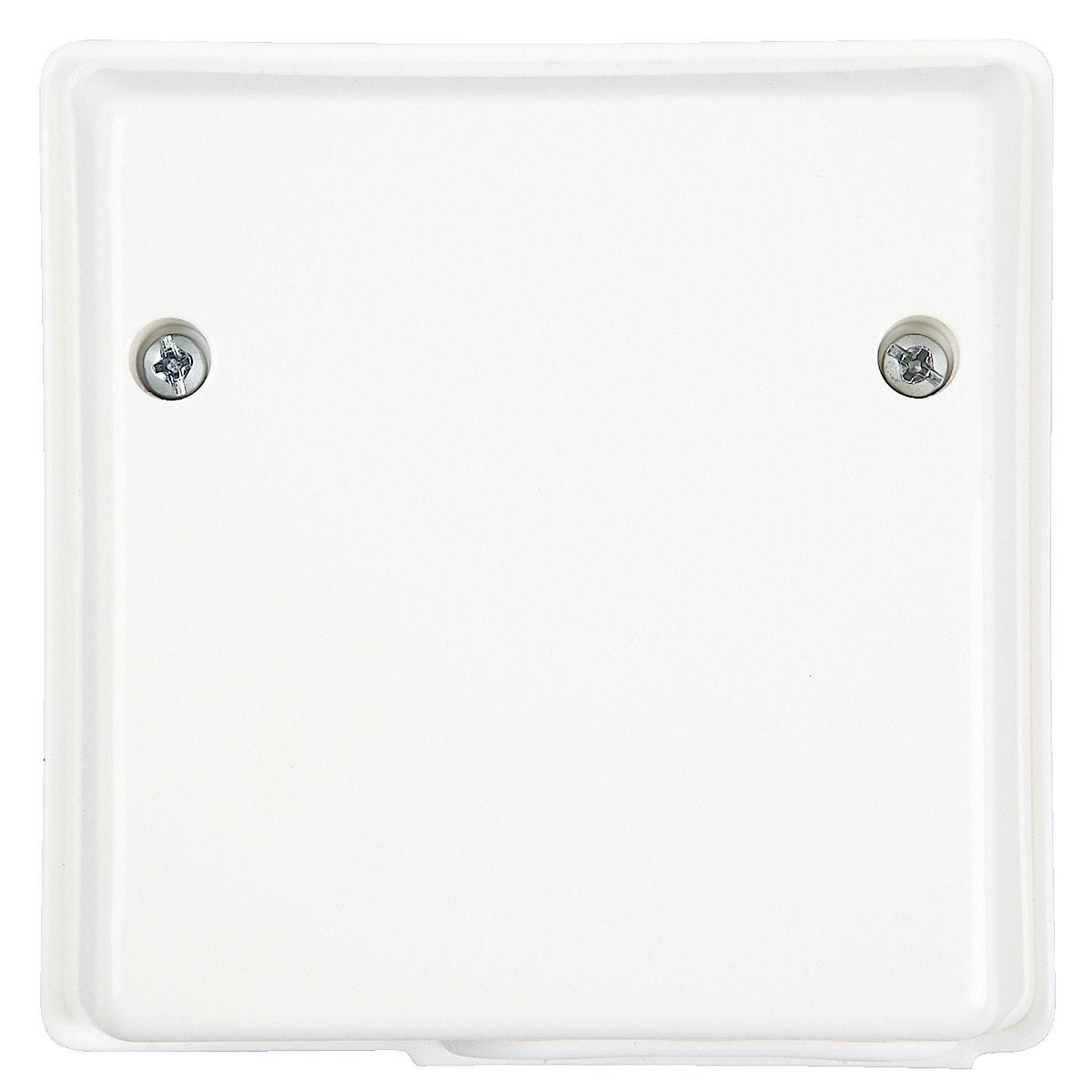 Kopplingsdosa för spis/tvätt, IP44