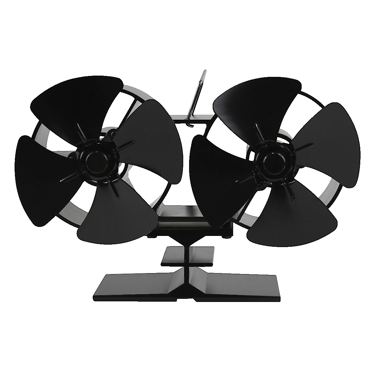 Twin Fan kaminvifte