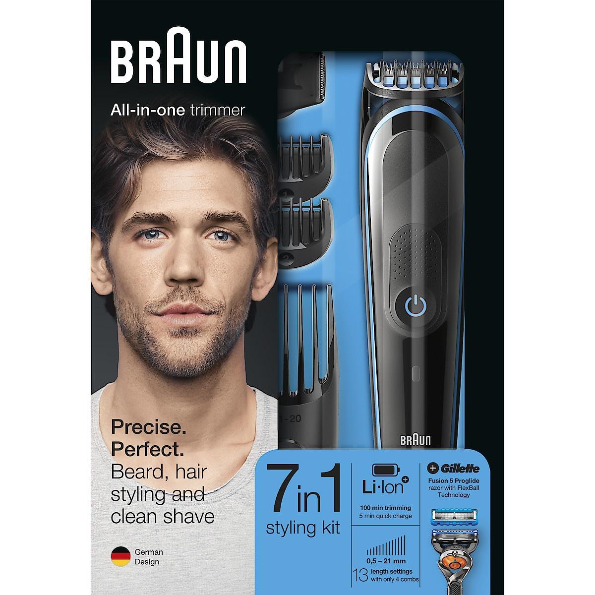 Multitrimmeri Braun MGK5045 All-in-one