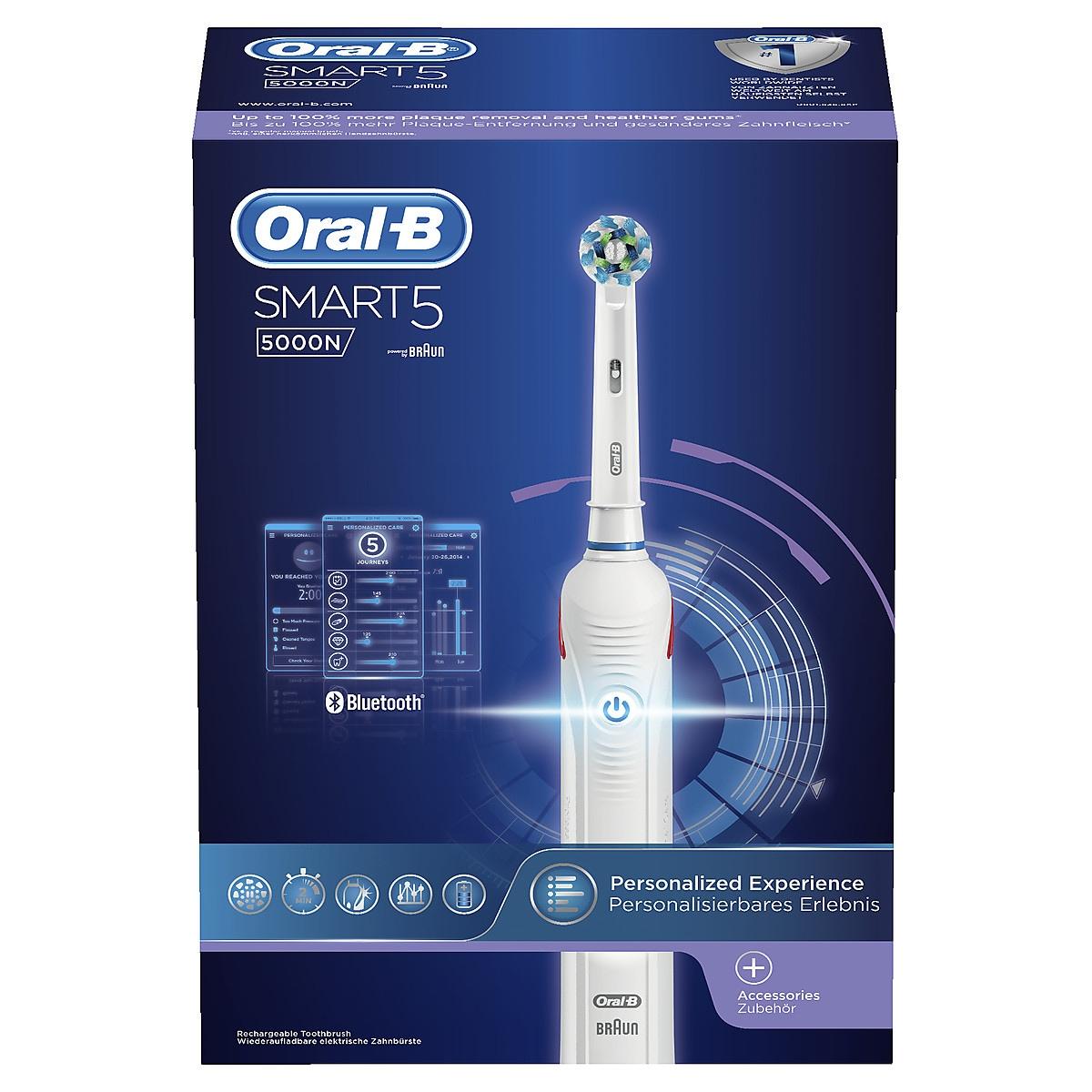 Sähköhammasharja Oral-B Smart Series 5000N