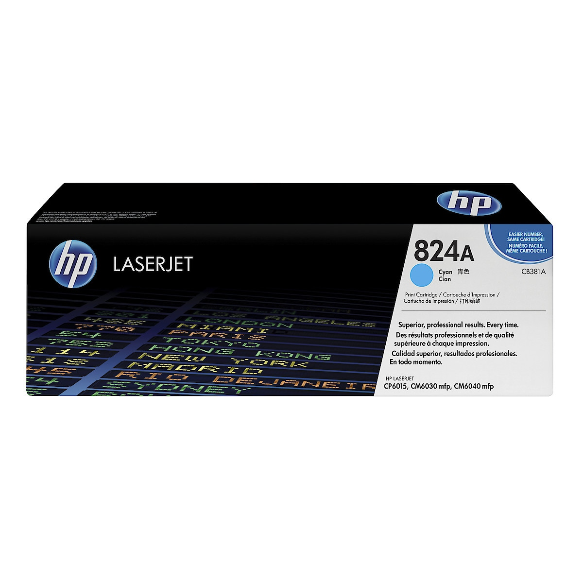 Toner for laserprinters HP CB390A