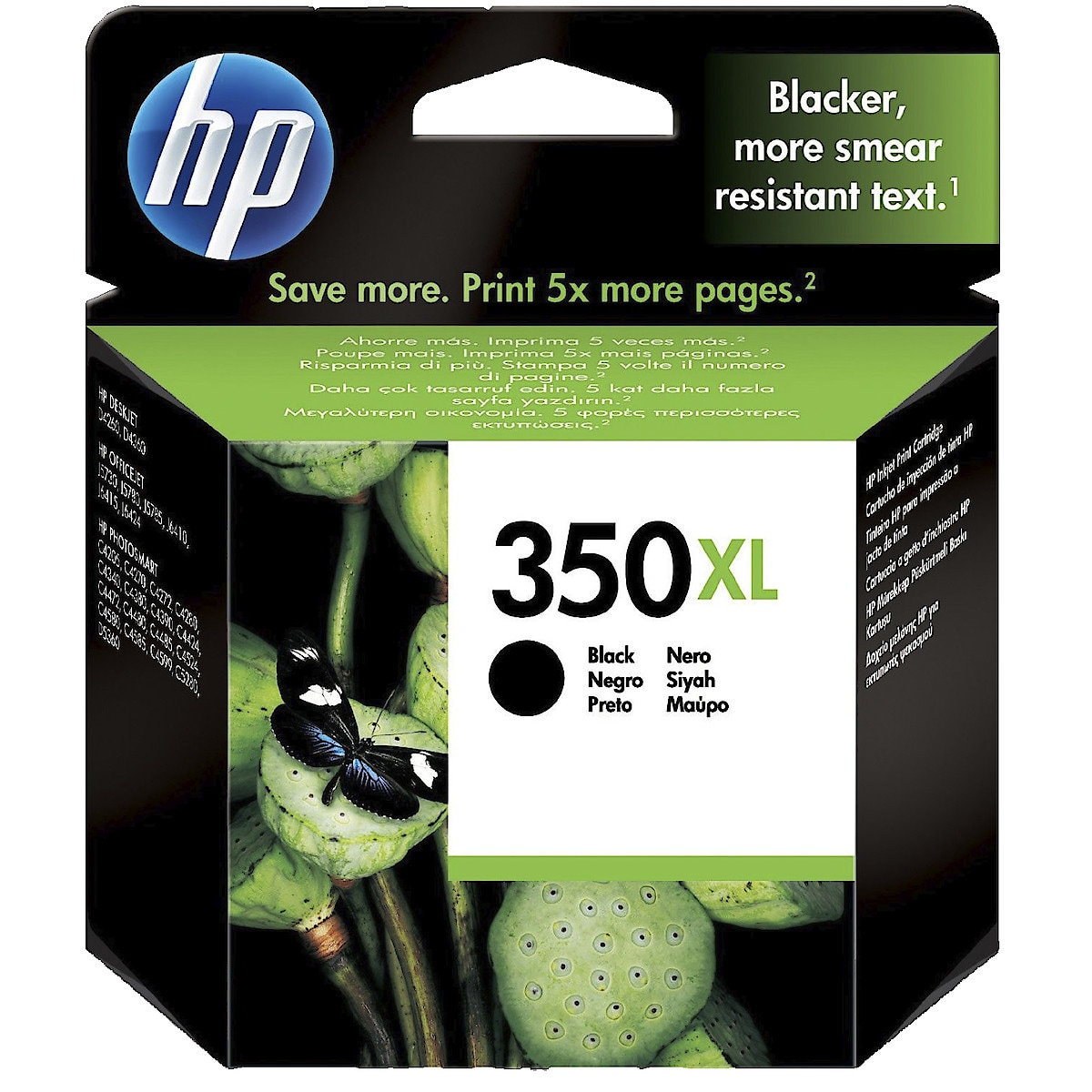 HP 350 / 351 Ink Cartridge
