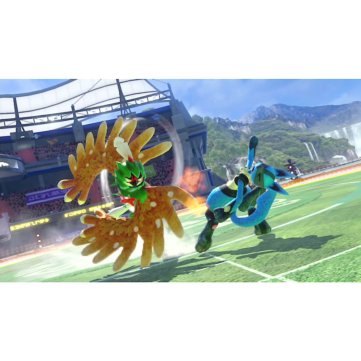 Pokkén Tournament DX, spill til Nintendo Switch