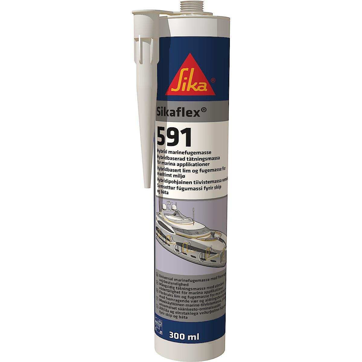 Sikaflex 591 lim-/tette-/fugemasse