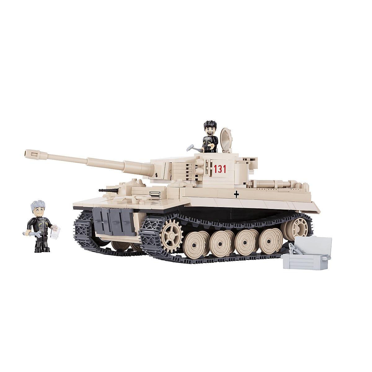 Rakennussarja panssarivaunu Tiger 131, Cobi