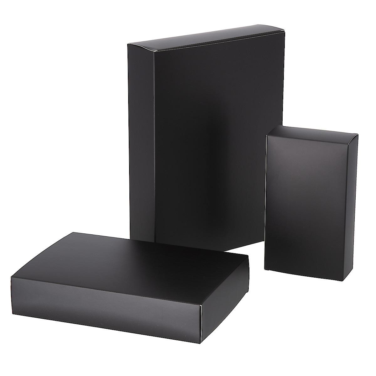 Lahjapakkaus 3 kpl musta