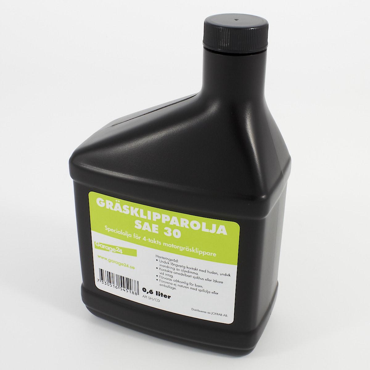 Gressklipperolje SAE 30 0,6 l
